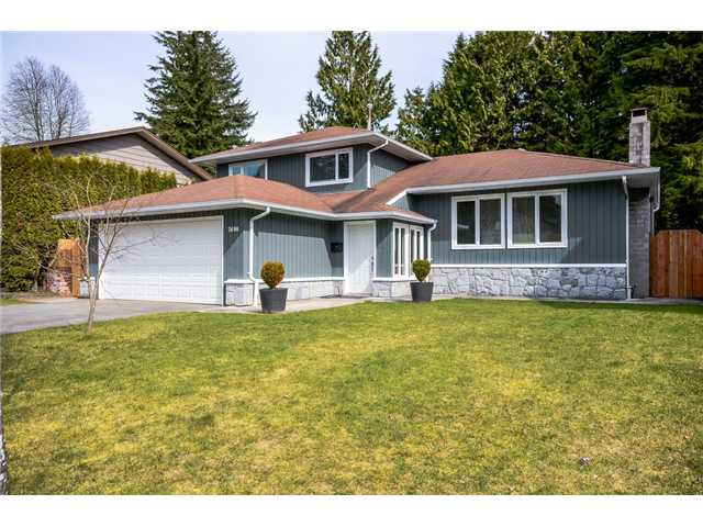 Main Photo: 2688 MASEFIELD Road in North Vancouver: Lynn Valley House for sale : MLS® # V1054178