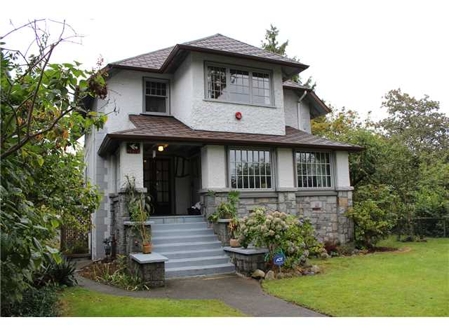 "Main Photo: 2185 E 3RD Avenue in Vancouver: Grandview VE House for sale in ""Garden Park"" (Vancouver East)  : MLS®# V1087467"