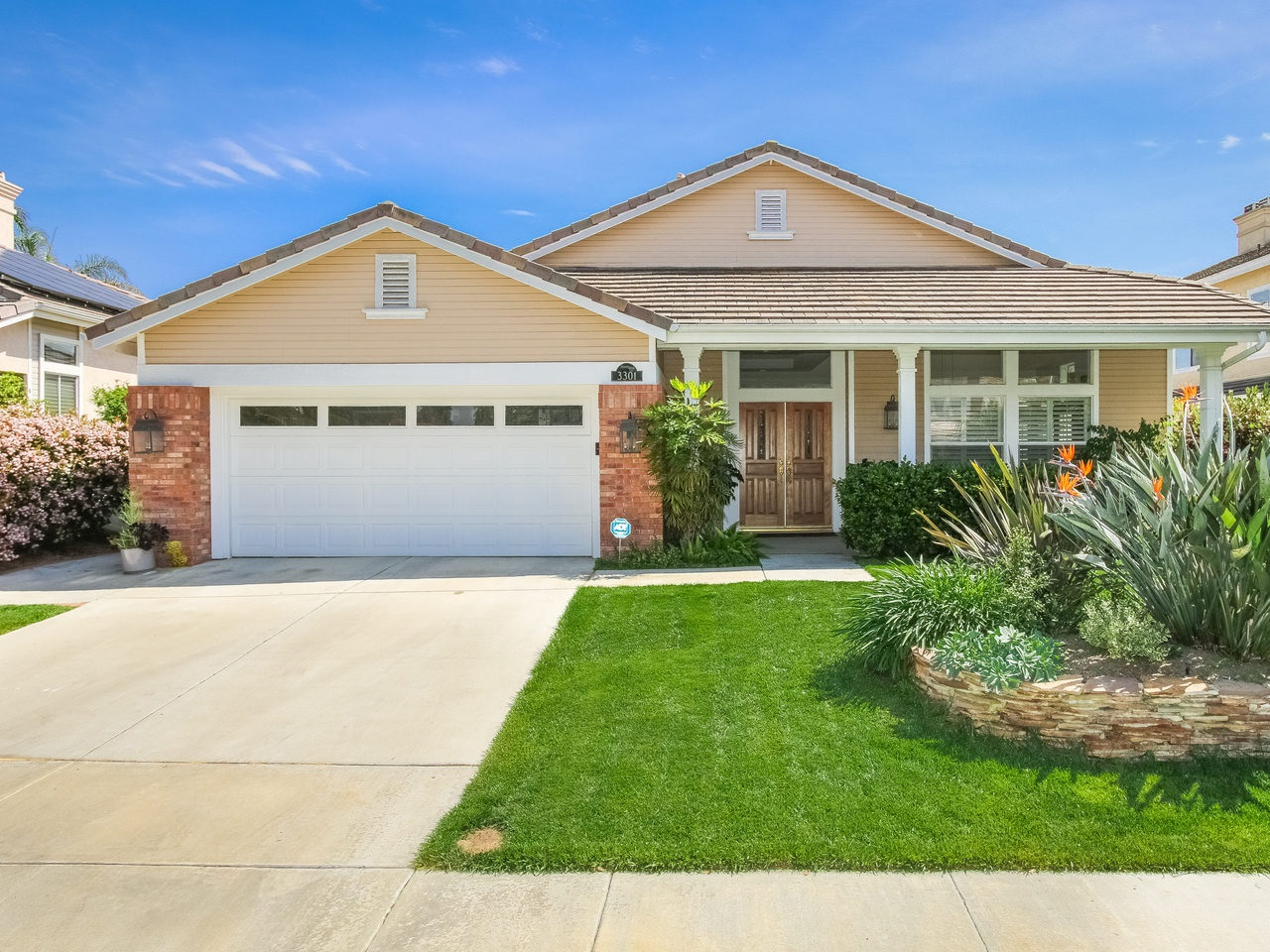 Main Photo: LA COSTA House for sale : 3 bedrooms : 3301 Avenida Anacapa in Carlsbad