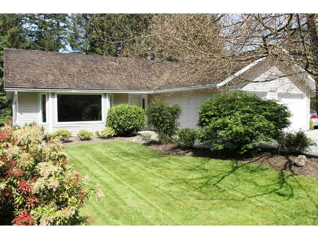 "Main Photo: 20419 32 Avenue in Langley: Brookswood Langley House for sale in ""Griffiths Neighbourhood"" : MLS®# F1439758"