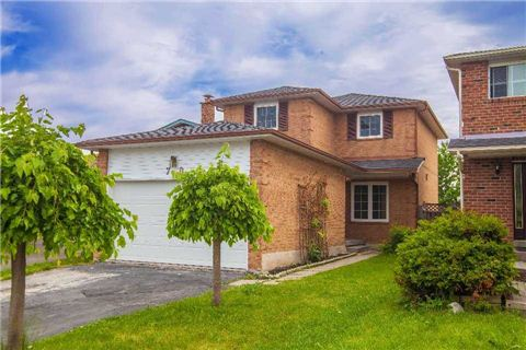 Main Photo: 70 Ecclestone Drive in Brampton: Brampton West House (2-Storey) for sale : MLS® # W3226639