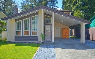 "Main Photo: 1227 BEEDIE Drive in Coquitlam: River Springs House for sale in ""RIVER SPRINGS"" : MLS® # R2000433"