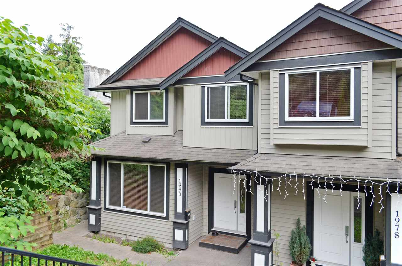 "Main Photo: 1980 CAPE HORN Avenue in Coquitlam: Cape Horn House 1/2 Duplex for sale in ""CAPE HORN"" : MLS®# R2004251"