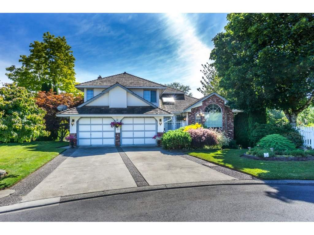 "Main Photo: 2943 SIDONI Place in Abbotsford: Abbotsford West House for sale in ""Townline"" : MLS® # R2083481"