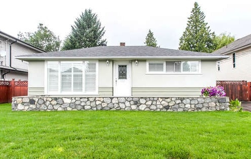 Main Photo: 1839 COQUITLAM Avenue in Port Coquitlam: Glenwood PQ House for sale : MLS®# R2086398