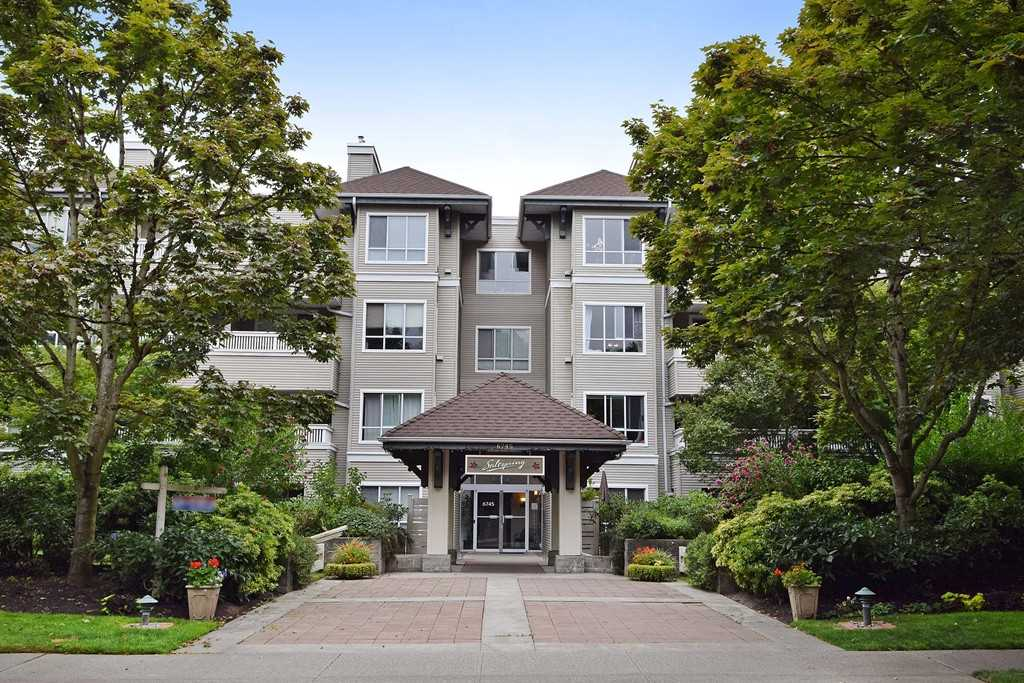 "Main Photo: 312 6745 STATION HILL Court in Burnaby: South Slope Condo for sale in ""THE SALTSPRING"" (Burnaby South)  : MLS(r) # R2096788"