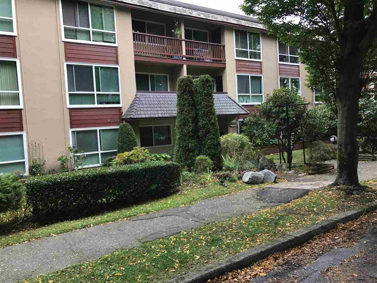 "Photo 1: 206 8680 FREMLIN Street in Vancouver: Marpole Condo for sale in ""COLONIAL ARMS"" (Vancouver West)  : MLS® # R2114402"