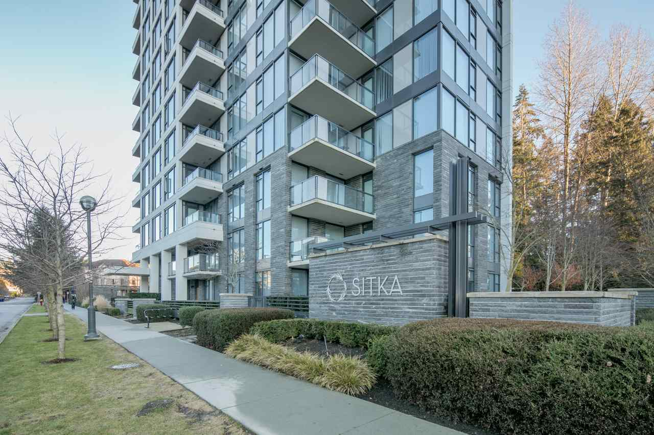 "Main Photo: 801 5868 AGRONOMY Road in Vancouver: University VW Condo for sale in ""SITKA"" (Vancouver West)  : MLS(r) # R2133342"