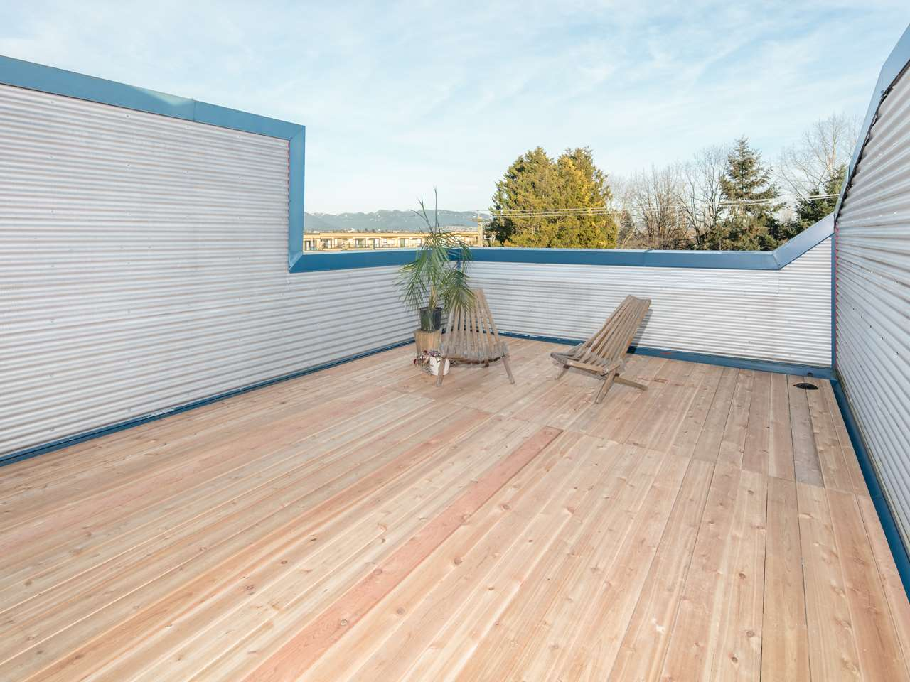 Private Rooftop Deck