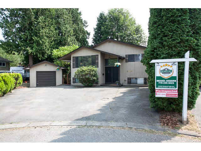 Main Photo: 4840 206TH STREET in : Langley City House for sale : MLS® # F1446521