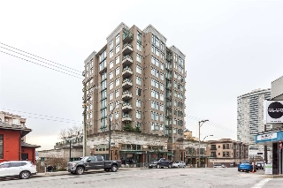 "Main Photo: 201 720 CARNARVON Street in New Westminster: Downtown NW Condo for sale in ""CARNARVON TOWERS"" : MLS(r) # R2148213"
