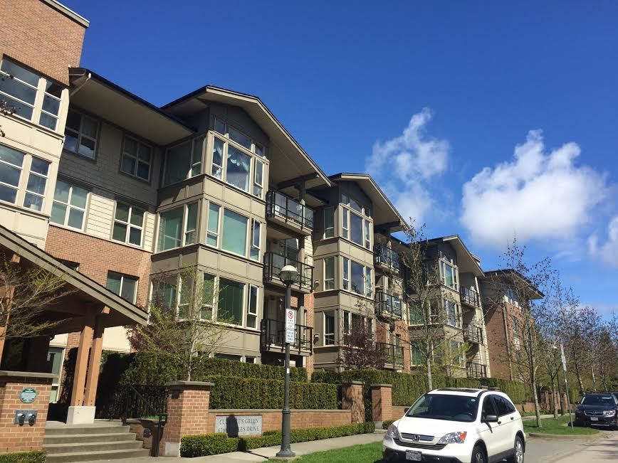 Main Photo: 207 6268 EAGLES Drive in Vancouver: University VW Condo for sale (Vancouver West)  : MLS(r) # R2159750
