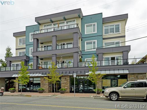 Main Photo: 207 9717 First Street in SIDNEY: Si Sidney South-East Condo Apartment for sale (Sidney)  : MLS® # 378182