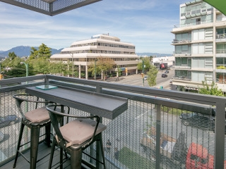 "Photo 17: 507 2507 MAPLE Street in Vancouver: Kitsilano Condo for sale in ""Pinnacle Living"" (Vancouver West)  : MLS(r) # R2174311"