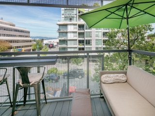 "Photo 18: 507 2507 MAPLE Street in Vancouver: Kitsilano Condo for sale in ""Pinnacle Living"" (Vancouver West)  : MLS(r) # R2174311"