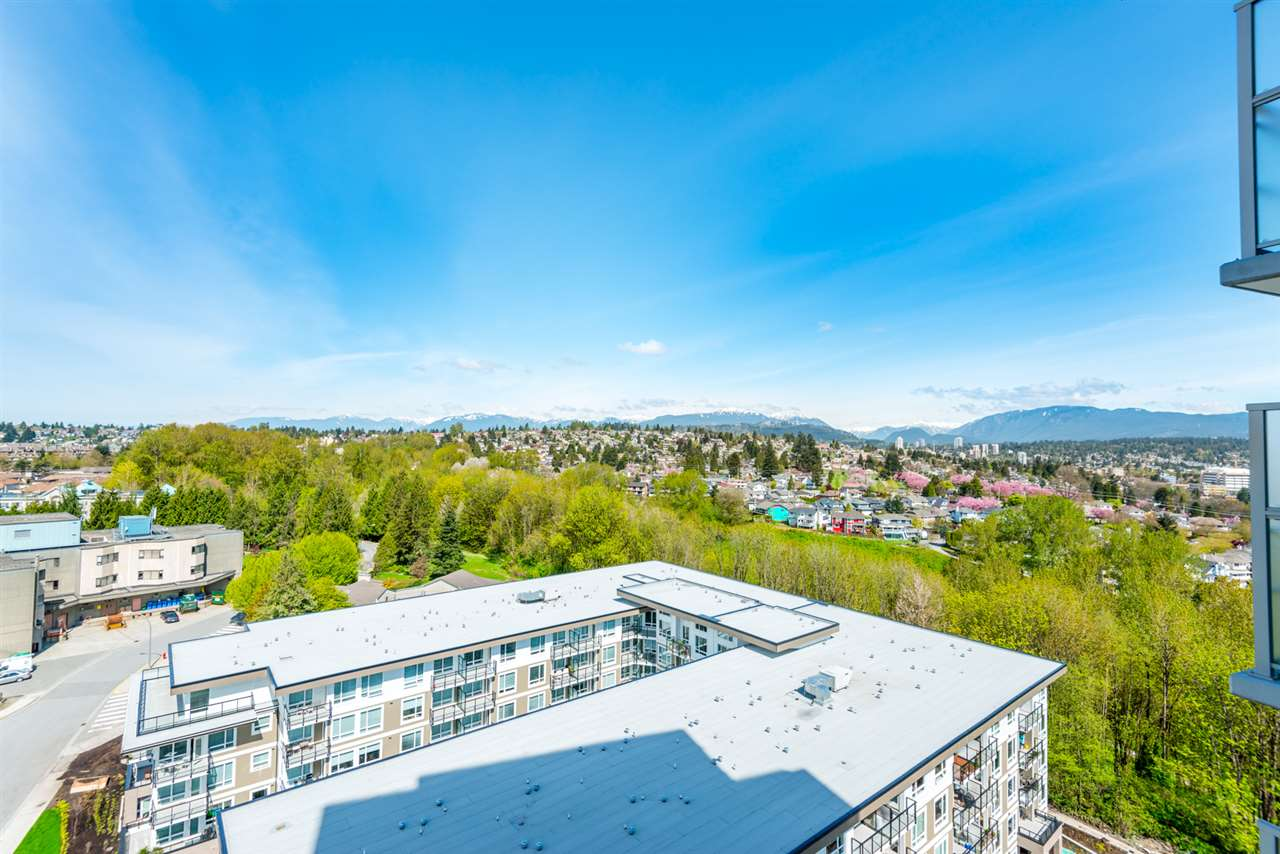 Photo 10: 1709 271 FRANCIS WAY in New Westminster: Fraserview NW Condo for sale : MLS(r) # R2163240