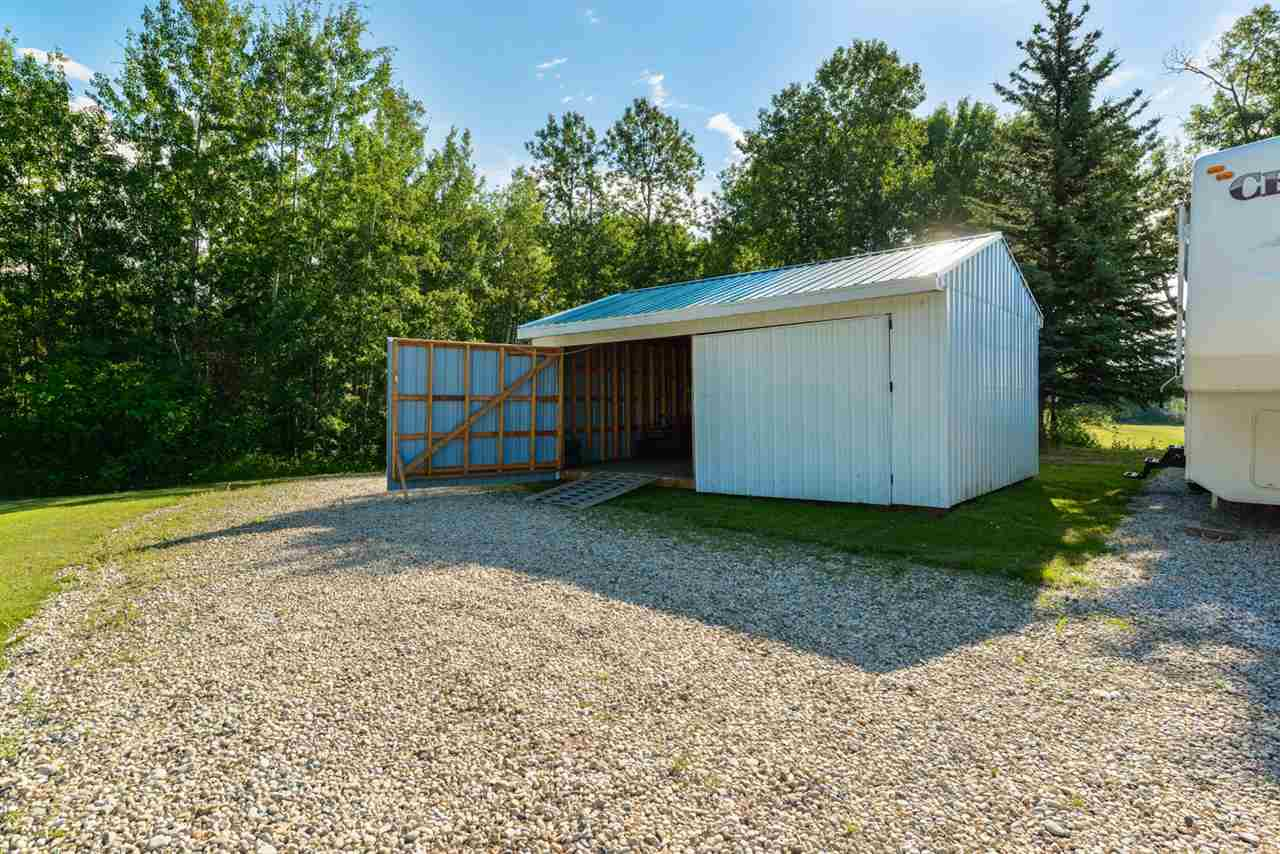 Photo 30: 6009 Highway 633: Rural Lac Ste. Anne County House for sale : MLS(r) # E4071491
