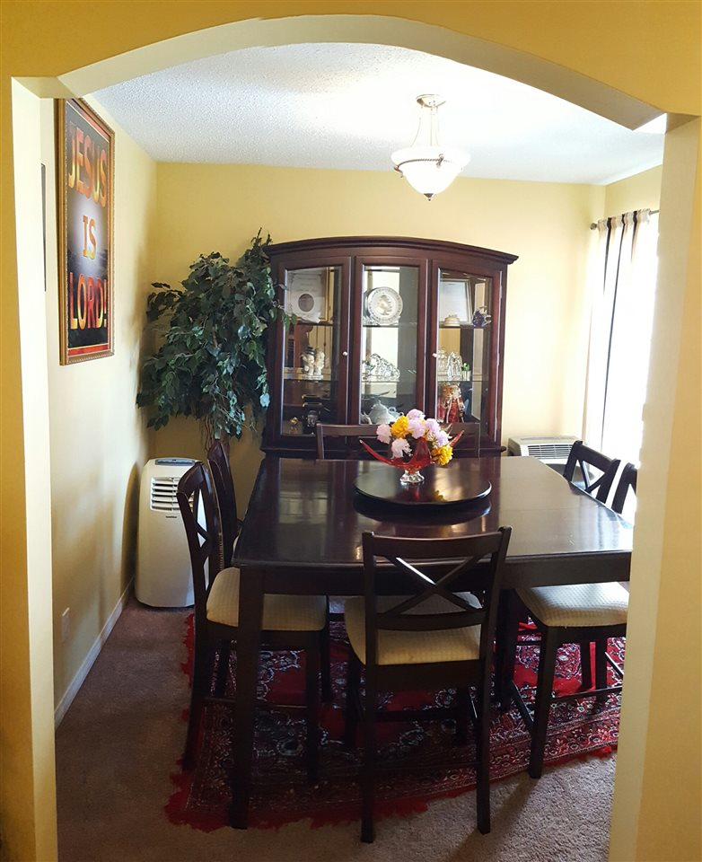 Formal dining area or office!