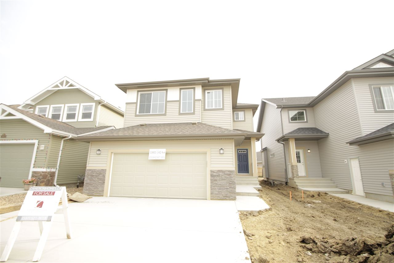 Main Photo:  in Edmonton: Zone 27 House for sale : MLS® # E4078477