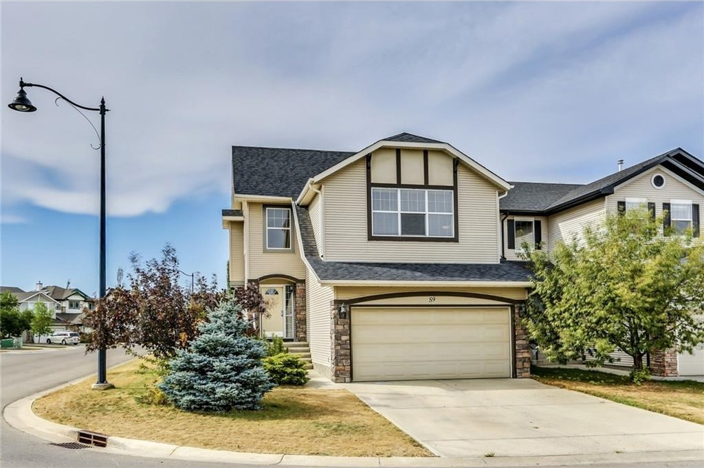Main Photo: 59 COUGARSTONE Common SW in Calgary: Cougar Ridge House for sale : MLS®# C4136791