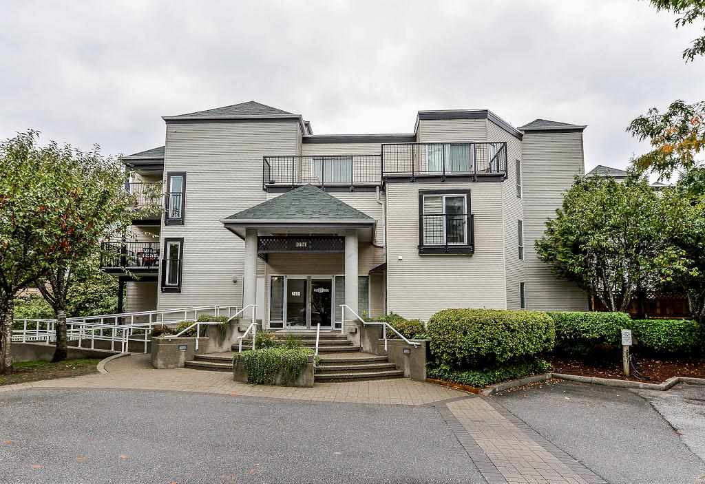 "Main Photo: 310 2401 HAWTHORNE Avenue in Port Coquitlam: Central Pt Coquitlam Condo for sale in ""STONEBROOK"" : MLS® # R2213974"
