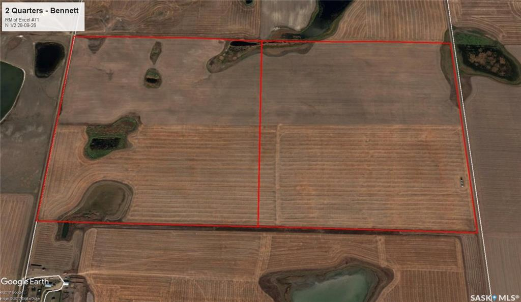 Main Photo:  in Excel: Farm for sale (Excel Rm No. 71)  : MLS®# SK711361