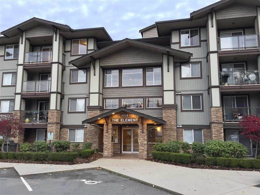 "Main Photo: 312 2038 SANDALWOOD Crescent in Abbotsford: Central Abbotsford Condo for sale in ""The Element"" : MLS®# R2222178"