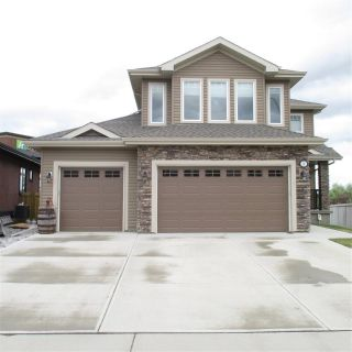 Main Photo: 52 Lamplight DR W Drive W: Spruce Grove House for sale : MLS® # E4092054