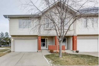 Main Photo: 7 40 Cranford Way: Sherwood Park Townhouse for sale : MLS® # E4093118