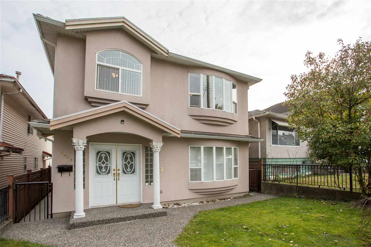 Main Photo: 4540 ELGIN Street in Vancouver: Knight House for sale (Vancouver East)  : MLS® # R2238665