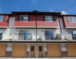 Main Photo: 32 3751 12 Street in Edmonton: Zone 30 Townhouse for sale : MLS®# E4101688