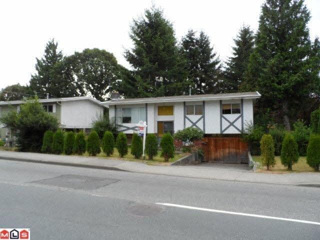 Main Photo: 2939 CLEARBROOK Road in Abbotsford: Abbotsford West House for sale : MLS®# R2256507