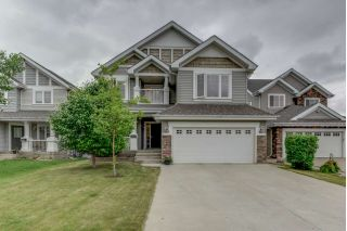Main Photo: 549 STEWART Crescent SW in Edmonton: Zone 53 House for sale : MLS®# E4106108