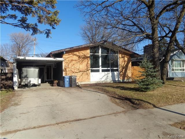 Main Photo: 367 Wallasey Street in Winnipeg: Residential for sale (5F)  : MLS®# 1809224