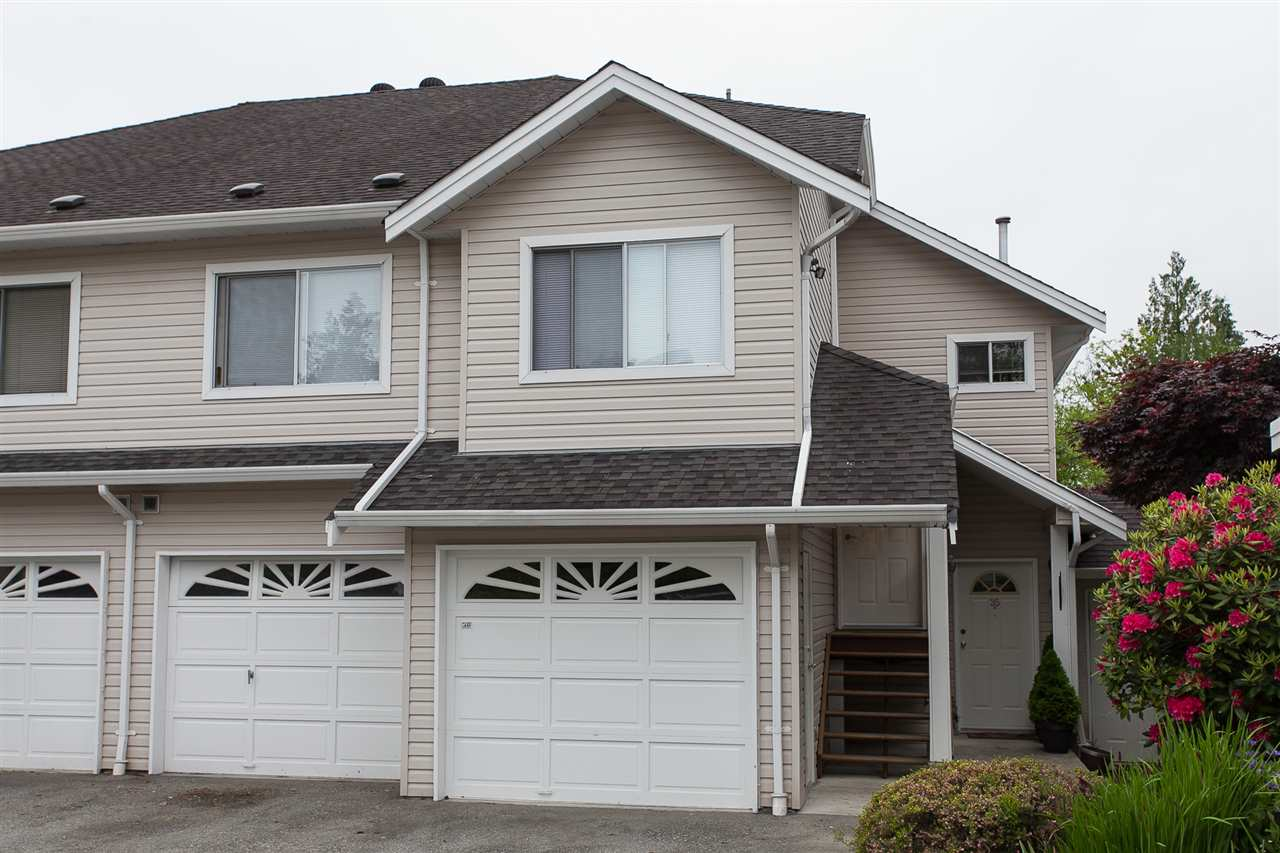 "Main Photo: 36 11588 232ND Street in Maple Ridge: Silver Valley Townhouse for sale in ""Cottonwood Village"" : MLS®# R2288503"