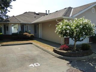 "Main Photo: 40 1973 WINFIELD Drive in Abbotsford: Abbotsford East Townhouse for sale in ""Belmont Ridge"" : MLS®# R2295464"