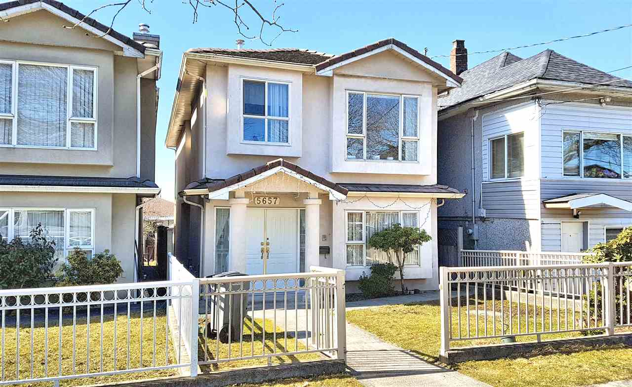 FEATURED LISTING: 5657 KERR Street Vancouver
