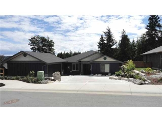 "Main Photo: 5743 GENNI'S Way in Sechelt: Sechelt District House for sale in ""THE RIDGE"" (Sunshine Coast)  : MLS® # V900988"