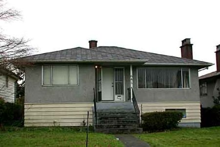 Main Photo: 642 East 26th Avenue: House for sale (Fraser VE)  : MLS(r) # 319607