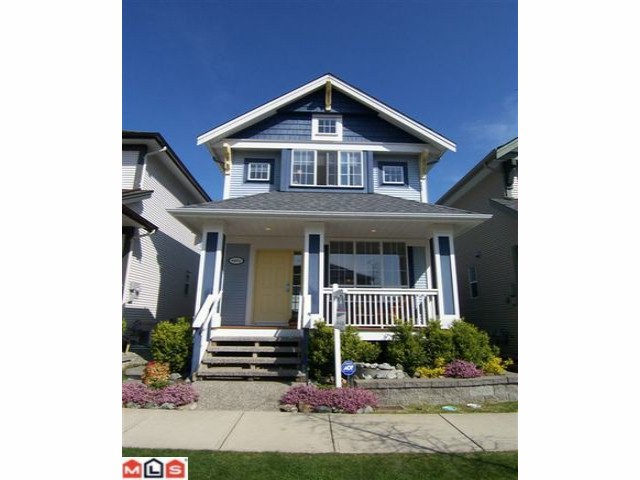 Main Photo: 6892 190 Street in Surrey: Clayton House for sale (Cloverdale)  : MLS® # F1009912