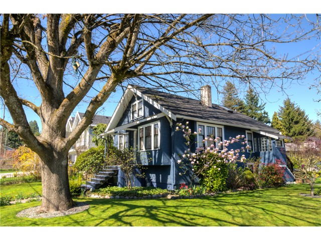 "Main Photo: 929 FOURTH Street in New Westminster: GlenBrooke North House for sale in ""GLENBROOKE NORTH"" : MLS® # V1058200"