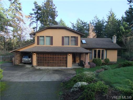 Main Photo: 3827 Graceland Drive in VICTORIA: Me Albert Head Single Family Detached for sale (Metchosin)  : MLS(r) # 346766