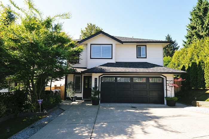 "Main Photo: 1483 COLUMBIA Street in Port Coquitlam: Mary Hill House for sale in ""Mary Hill"" : MLS® # V1128484"