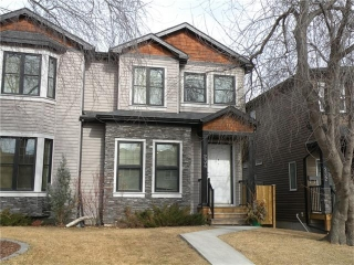 Main Photo: 234 30 Avenue NW in Calgary: Tuxedo Park House for sale : MLS® # C4052502