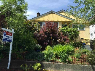 "Main Photo: 6205 ST. CATHERINES Street in Vancouver: Fraser VE House for sale in ""Memorial Park, South, // Fraser"" (Vancouver East)  : MLS® # R2076963"
