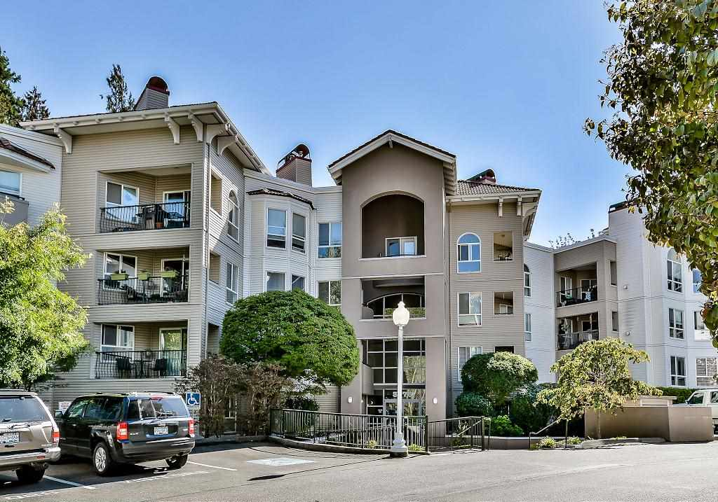 "Main Photo: 104 3176 GLADWIN Road in Abbotsford: Central Abbotsford Condo for sale in ""REGENCY PARK"" : MLS®# R2109292"