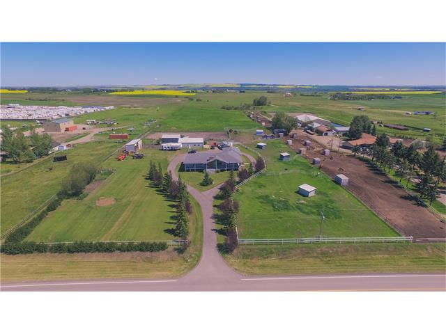 Photo 2: 354132 48 Street E: Rural Foothills M.D. House for sale : MLS(r) # C4096683