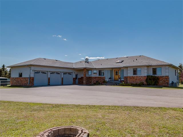 Photo 3: 354132 48 Street E: Rural Foothills M.D. House for sale : MLS® # C4096683
