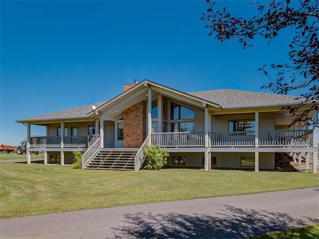 Photo 4: 354132 48 Street E: Rural Foothills M.D. House for sale : MLS® # C4096683