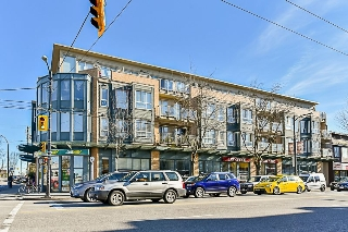 "Main Photo: 201 702 E KING EDWARD Avenue in Vancouver: Fraser VE Condo for sale in ""Magnolia"" (Vancouver East)  : MLS(r) # R2140513"